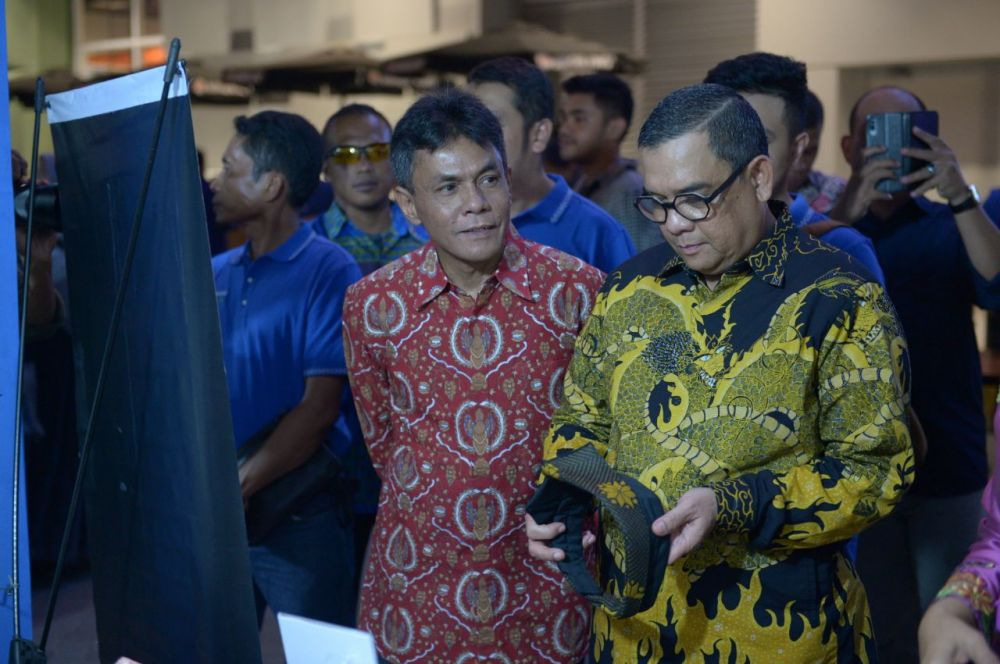 BPS: Produk UMKM Riau Belum Banyak Online