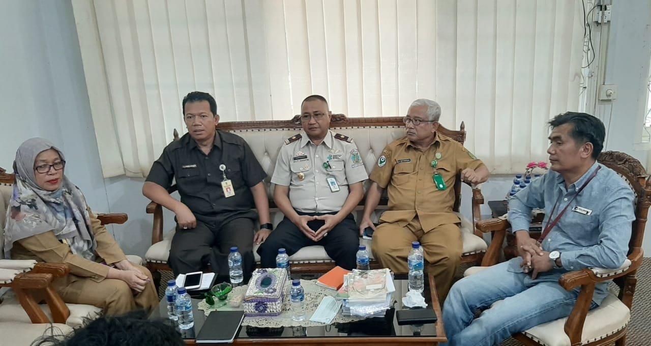Siap-siaga Tanggulangi Penyebaran Virus Corona, Dinkes Inhil Gelar Rapat Lintas Sektoral