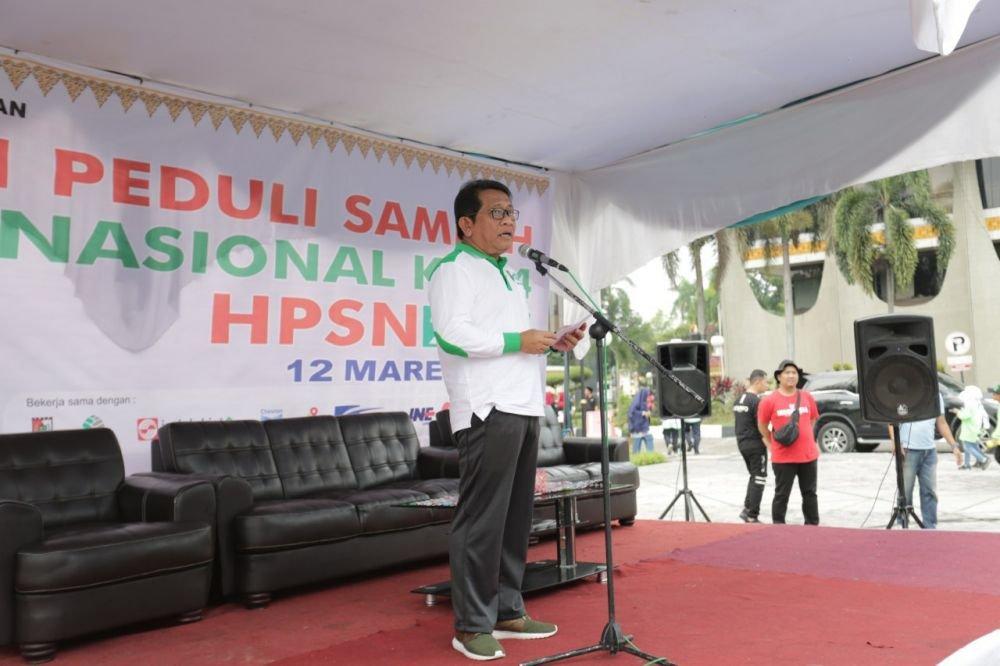 Sekda Riau: Mengurangi Kegiatan di Keramaian Lebih Baik