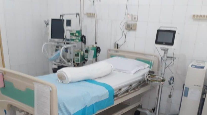 RSUD Arifin Achmad Siapkan Ruangan Isolasi Khusus Pasien Corona