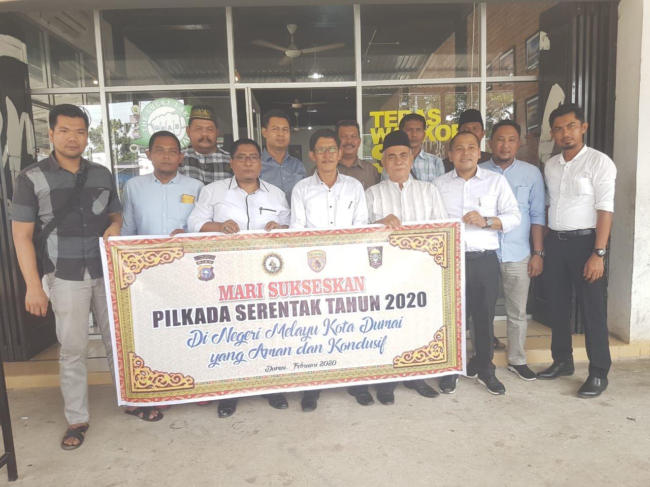 Soal Pilkada Dumai, LAMR: Kita Tetap Mengedepankan Orang Melayu