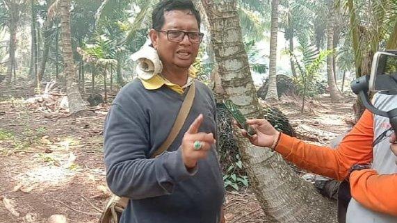 Tangani Karhutla, PT Oscar Siap Selalu Membantu Pemadaman dan Pendinginan