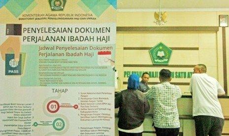Kemenag Dumai Buka Pelunasan Biaya  Haji