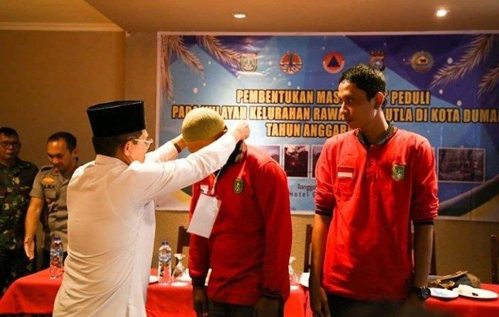 Wako Dumai Buka Pelatihan Pembentukan MPA