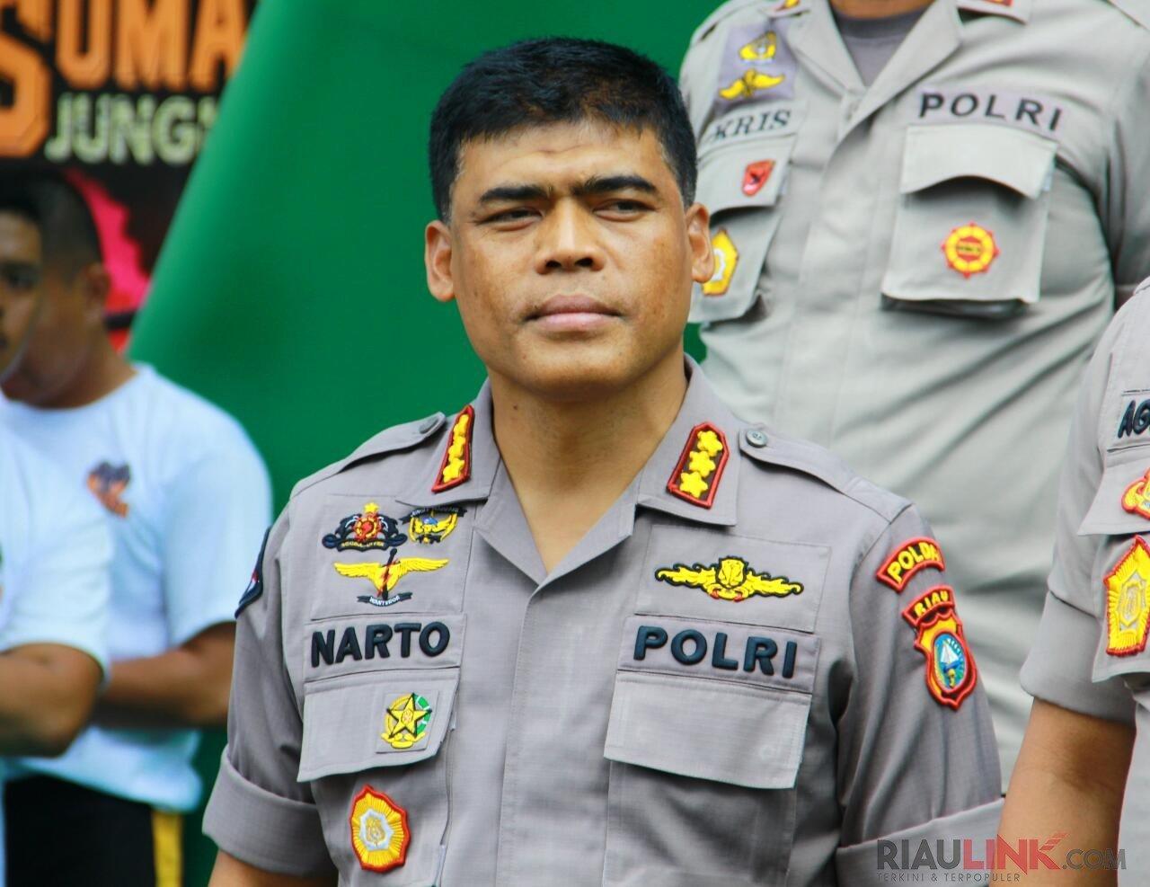 Setelah Kapolri, Sore Tadi Wakapolri Komjen Pol Gatot Eddy Pramono Tiba di Pekanbaru