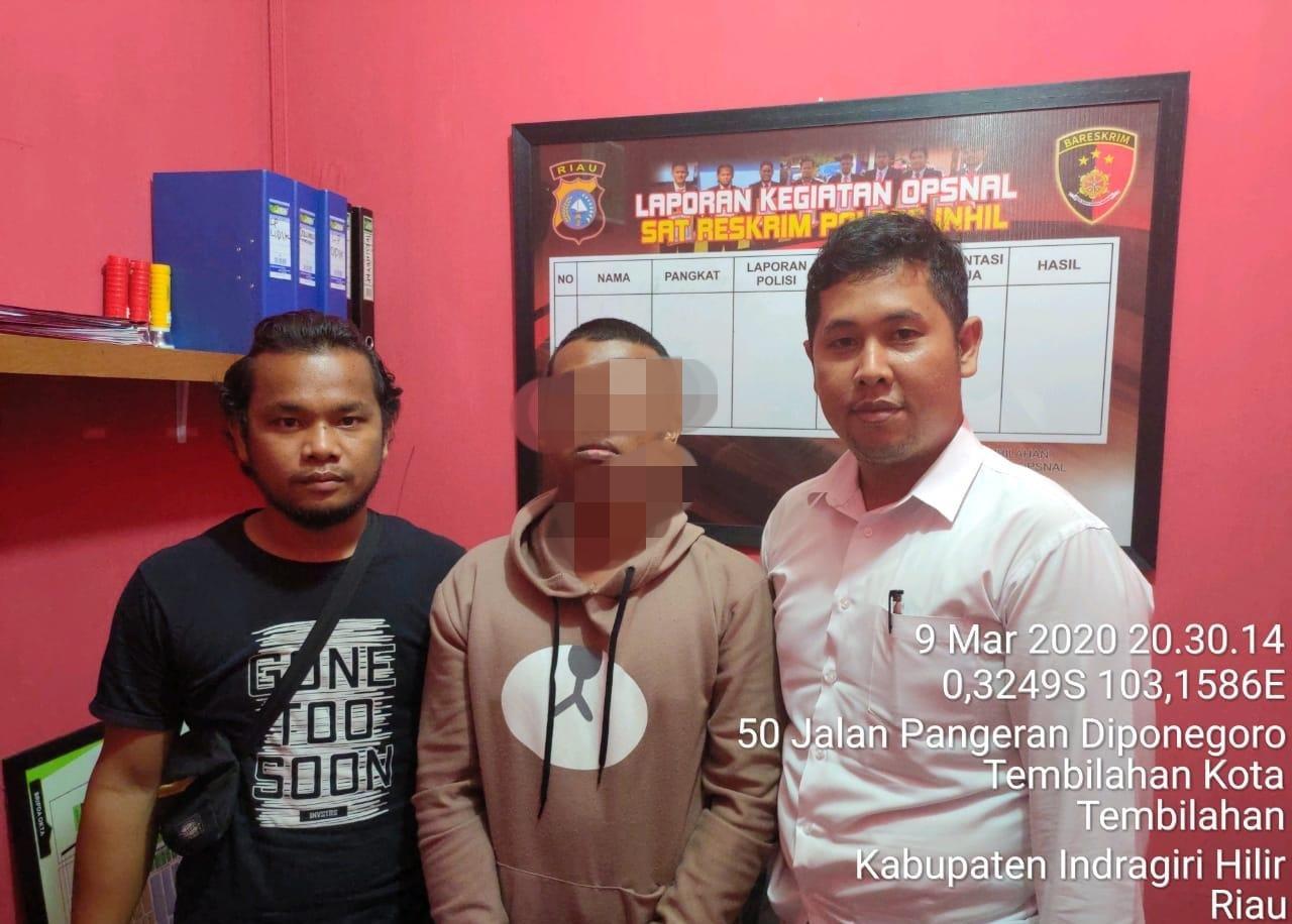 Pelaku Penganiayaan Remaja 14 Tahun di Inhil Ditangkap
