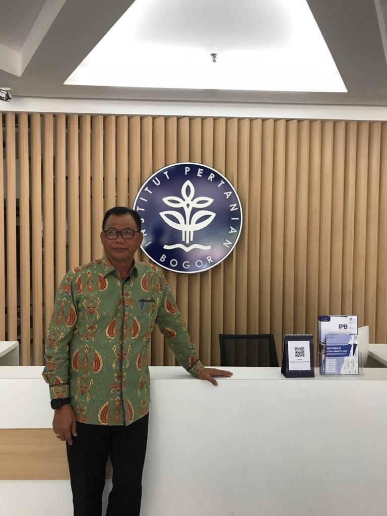 Kuatkan Pendidikan, Pemkab Rohil Teken MoU Bersama IPB Bogor