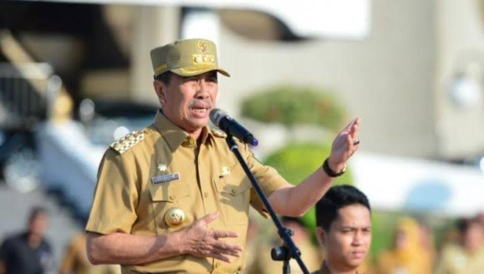 Gubri Syamsuar Imbau Seluruh Sekolah di Riau Diliburkan