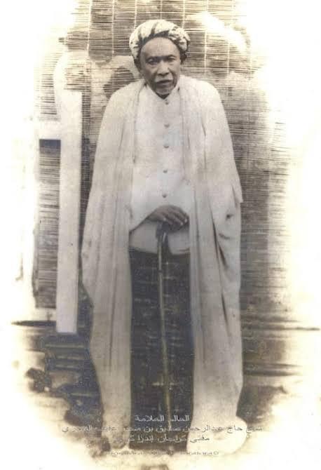 Haul ke-83 Syekh Abdurrahman Shiddiq di Tunda