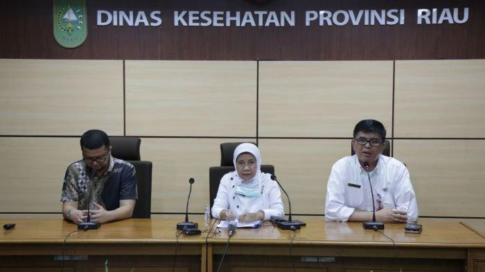 Positif, Begini Kondisi Pasien Corona di RSUD Arifin Achmad