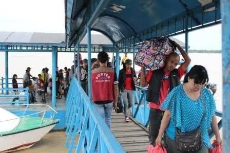 Isu Pelabuhan Penumpang Tembilahan-Batam di Tutup, 'HOAX'