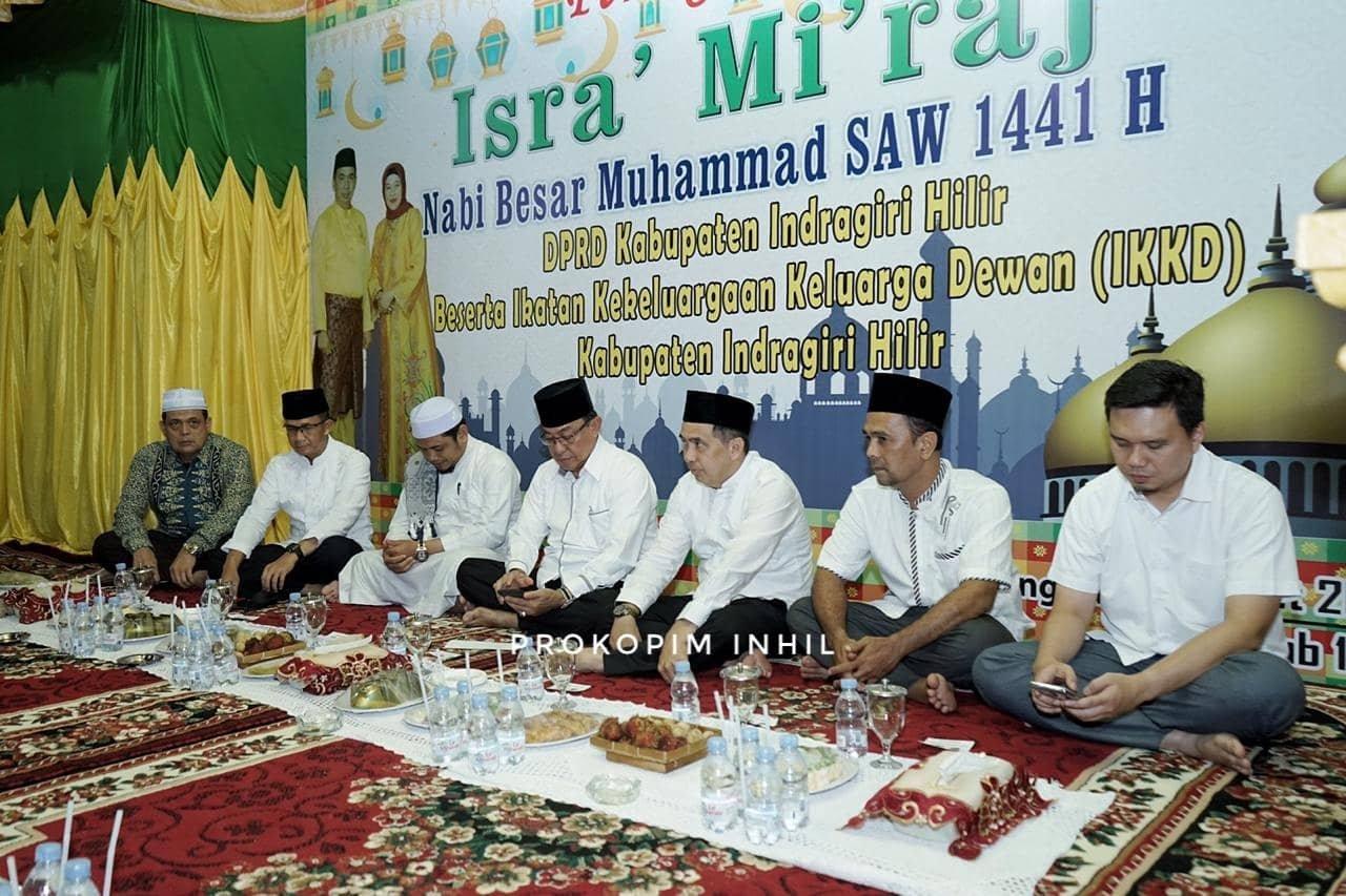 Bupati Inhil: Konsep Kampung Qur'ani Sudah Siap
