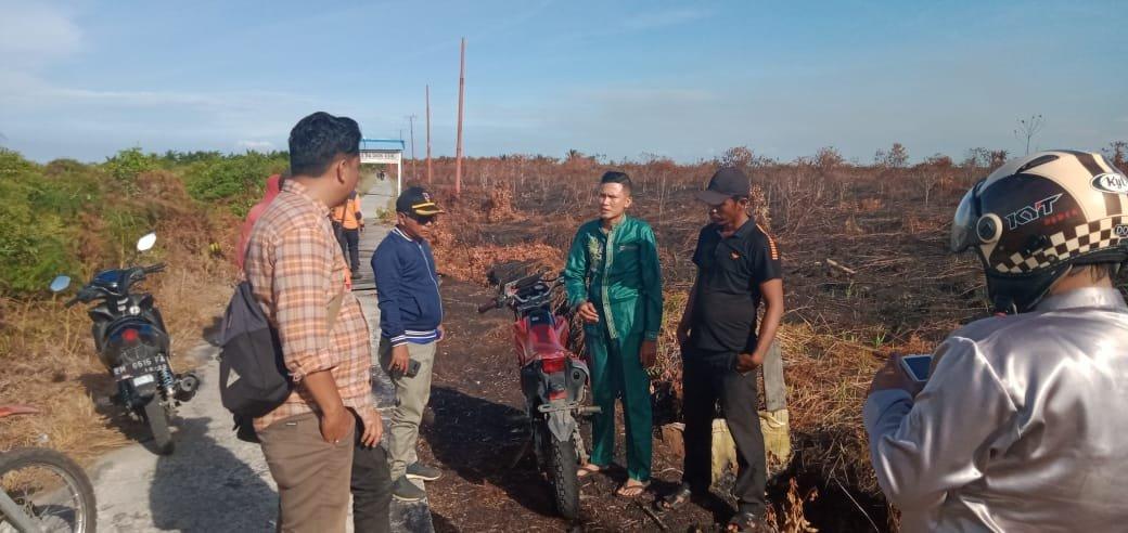 Ketua DPRD Meranti Sayangkan Minimnya Kepedulian Perusahaan Terhadap Karhutla