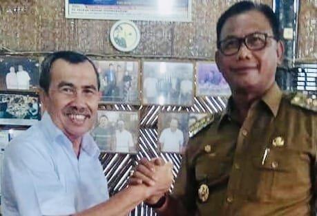 Suyatno: Pak Gubernur Sayang dengan Rohil