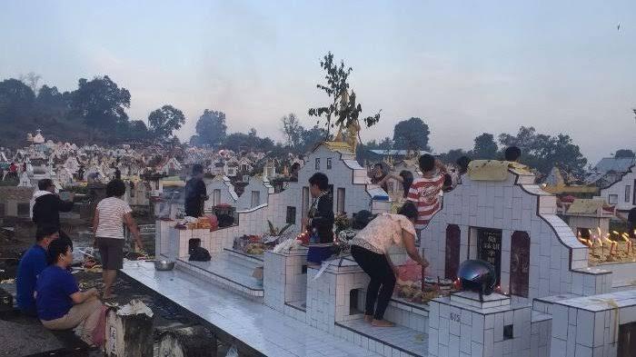 Ada Kegiatan Sembahyang Kubur di Perigi Raja, Ini Kata Camat Kuindra