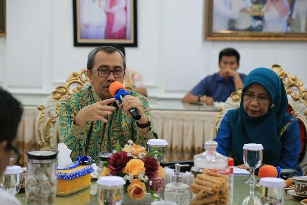 RS Swasta di Riau Diminta Ikut Berperan Tangani Corona